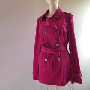 Ann taylor Excellent condition light weight trench